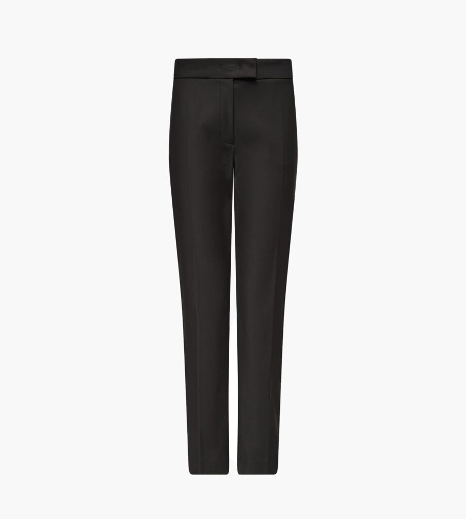 Technical cotton Queen trousers